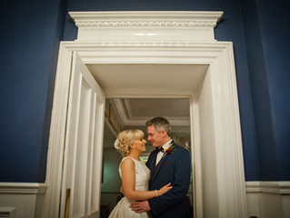 Michelle and Kevin's Woodhill Hall Wedding