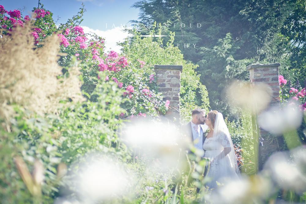Crook Hall Wedding Photography