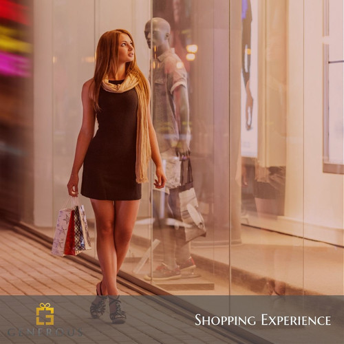 Generous Shopping Experience