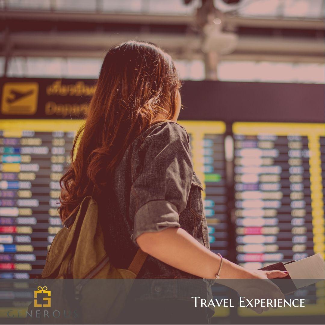 Generous Travel Experience