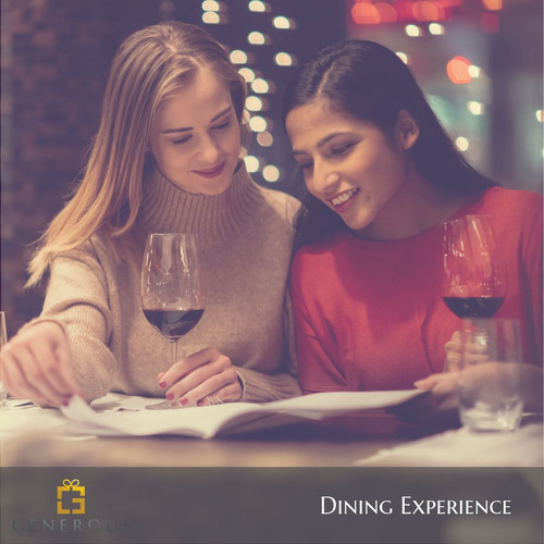Generous Dining Experience