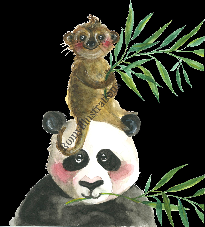 Panda en stokstaartje_edited