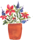 bloemen in oranje pot.png