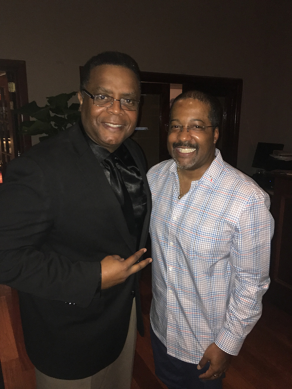 Eric Reed and Jay Jackson