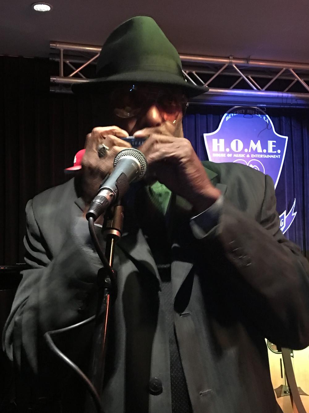 Harmonica Otis