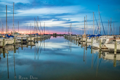 26- South Shore Sunset