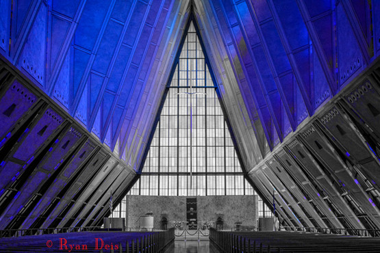40- God's Blue