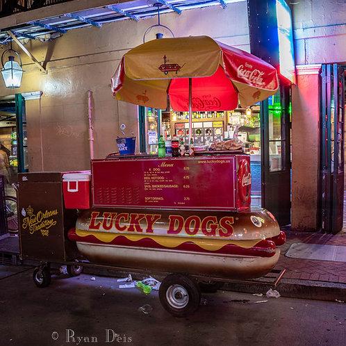 D1C3 Dot-Lucky Dogs