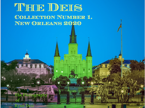 The Deis: Collection Number 1.  New Orleans 2020