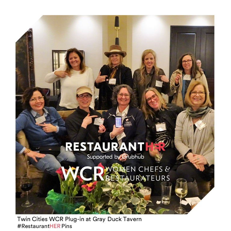 RestaurantHER Project WCR Plug-in Minnesota Chefs image