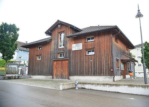 Kulturverein. openOhr. Kirchberg. Depot Tellplatz