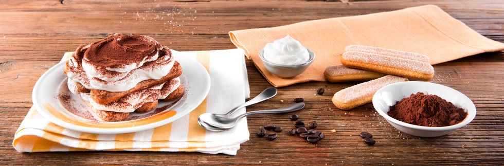Progetto Galbani - crema al mascarpone e crema alla ricotta.