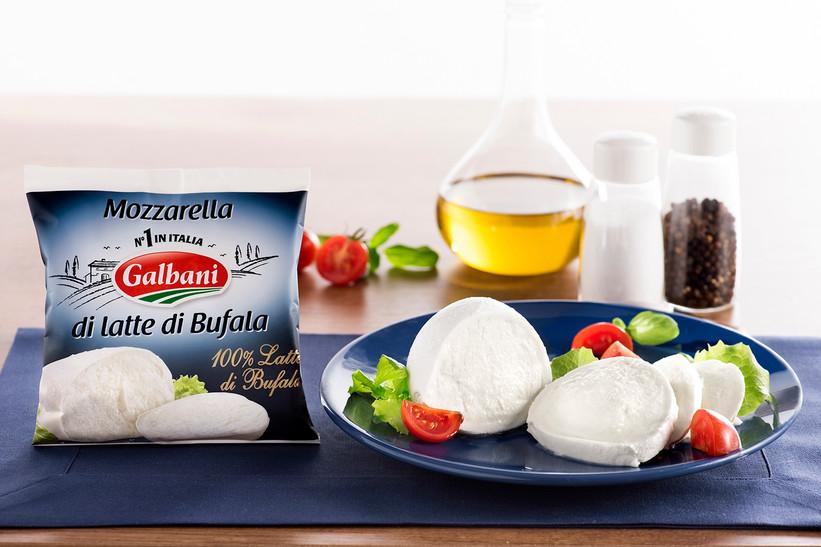Progetto Galbani Mozzarella di latte di Bufala.