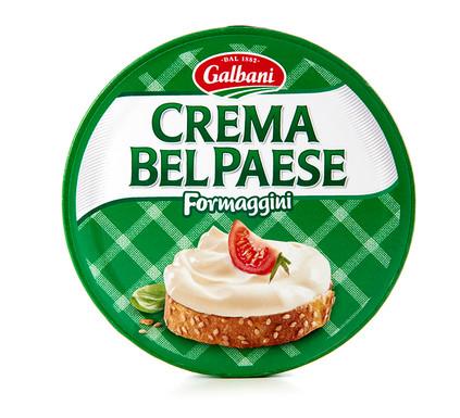 Packaging Crema Bel Paese Galbani