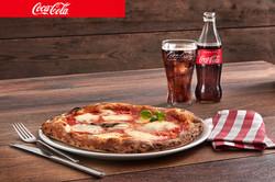 pizza coca cola