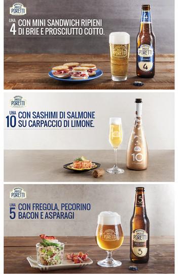 Progetto Web Birra Poretti