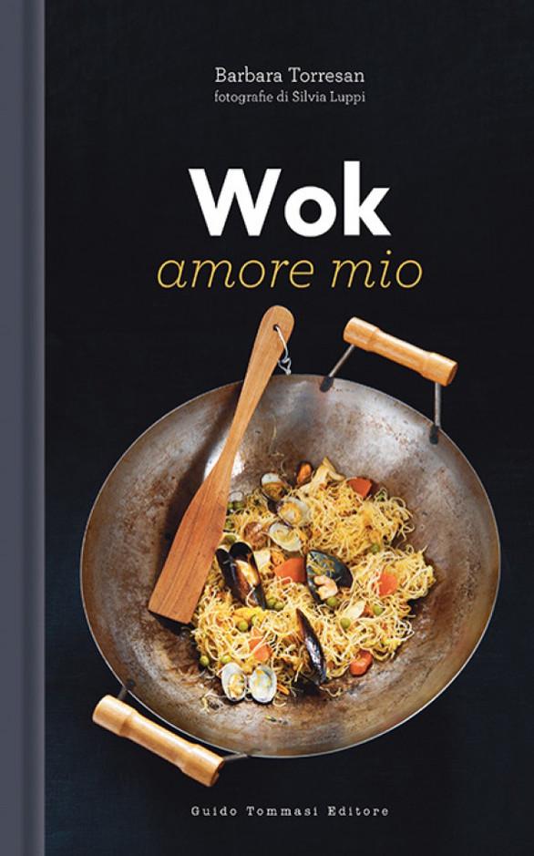 WOK amore mio-edito da Guido Tommasi Editore