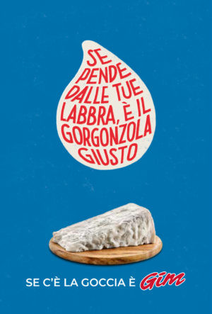 Campagna Affissione Gorgonzola Gim