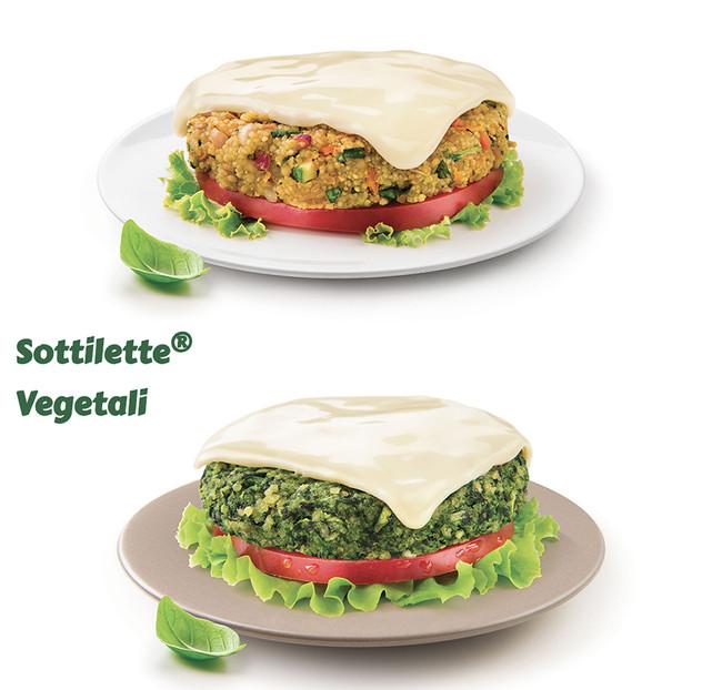Scatti Sottilette Kraft Vegetali
