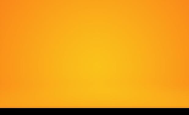 parede laranja escuro com base transpare