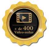 Selo - 400 video aulas.png