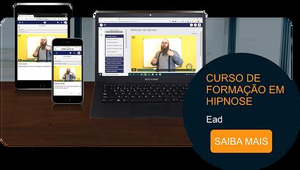 Botão site - Curso de Formação em Hipnos