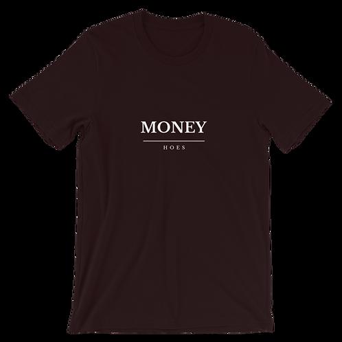 Money/Hoes Short-Sleeve Unisex T-Shirt
