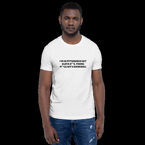 TIA Slogan Unisex T-Shirt