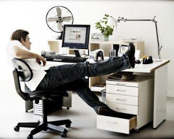 Su productividad es notablemente más alta con una buena postura y dramáticamente más baja con malos