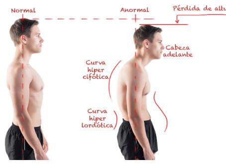 La importancia de una buena postura
