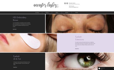 Ancaster Lashes A eyelash extension company in Ancaster, Ontario p...