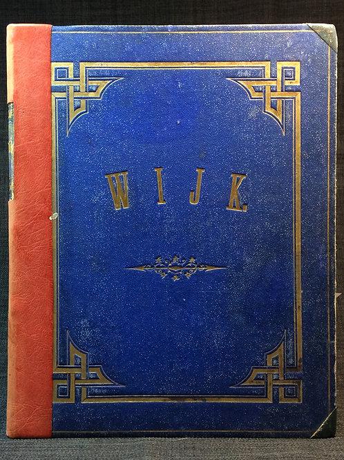 Schlegel: Wijks slott, 1876
