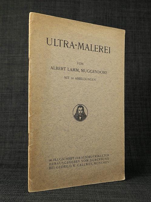 Ultra-Malerei, [1912]