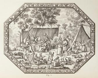 Jonas Engberg (1833-) - Rörstransbricka, trägravyr