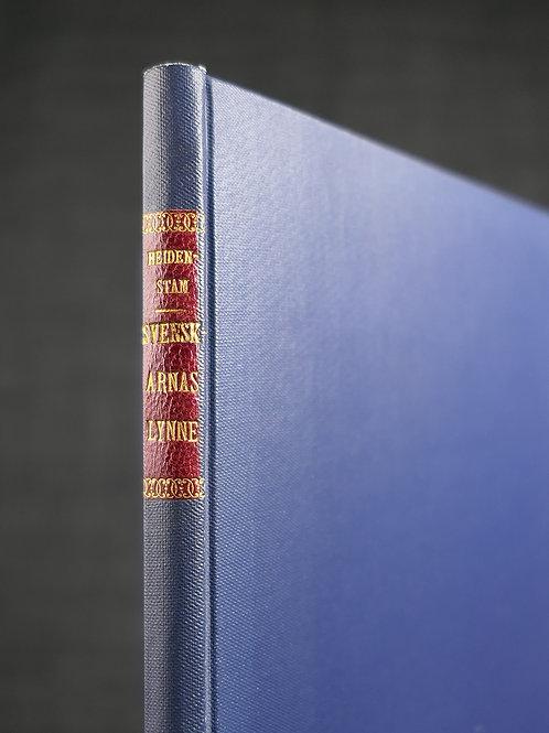 Heidenstam - Ett av 20 exemplar