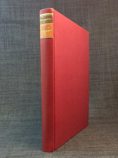 Kahnweiler: Juan Gris, 1946