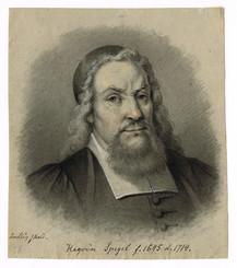 Johan Gustaf Sandberg (1782-1854) - Haqvin Spegel