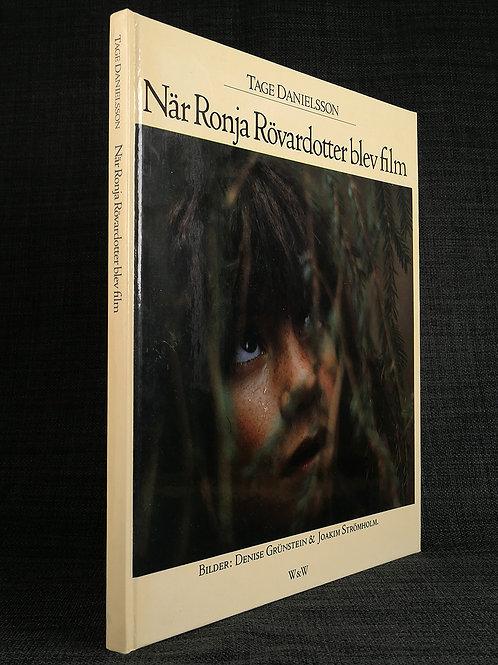 Danielsson: När Ronja Rövardotter blev film