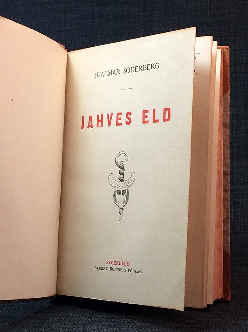 Med 6 raders inskrift av Hj. Söderberg