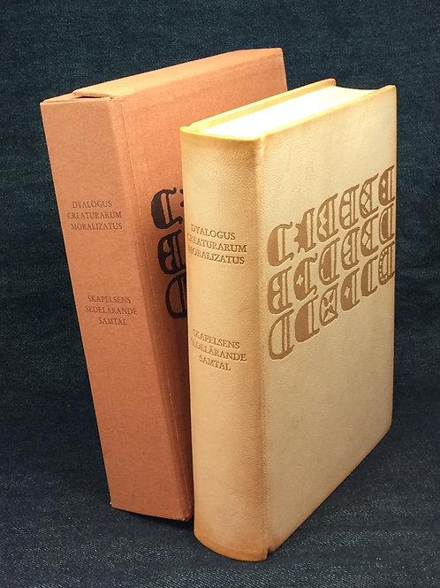 Dyalogus creaturum 1483, faksimil 1983