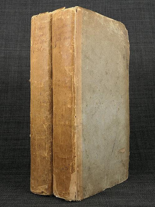 Hans Bergeström: Poëtiska arbeten, 1784