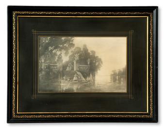 Carl Stephan Bennet (1800-1878) - Kunglig uppvaktning