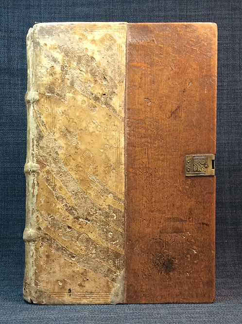 Hiernonymus: Vitas patrum, 1502