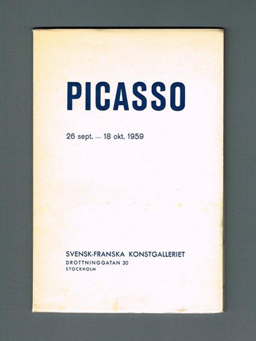 Picasso, 1959