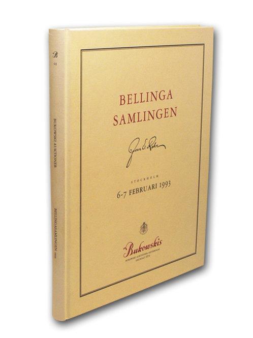 Jean Eric Rehn - Bellingsamlingen