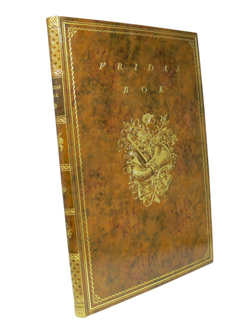 Sjöberg: Fridas bok