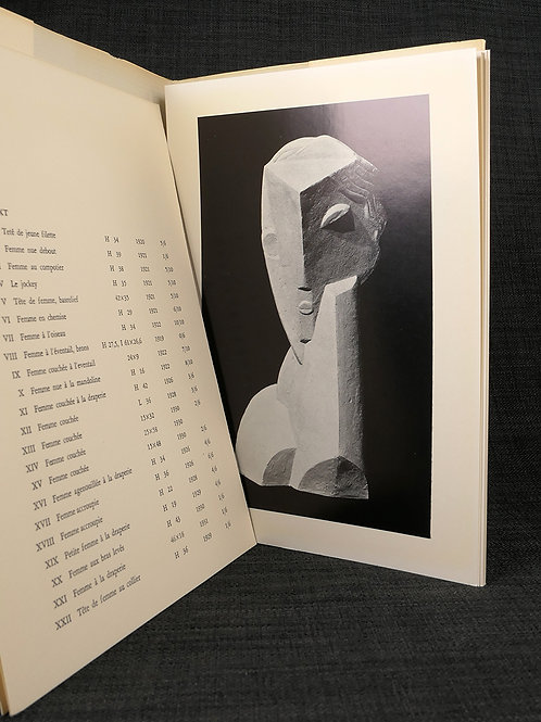 Henri Laurens - Konstsalongen Samlaren 1964