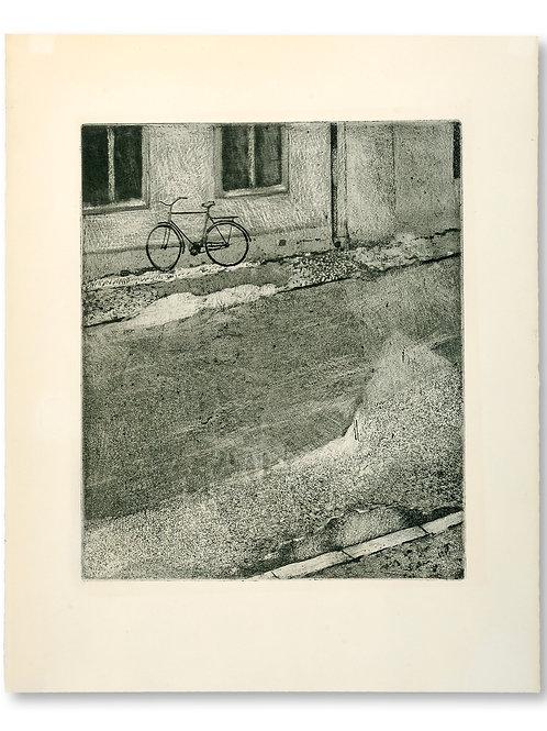 Gösta Rubensson: Cykeln