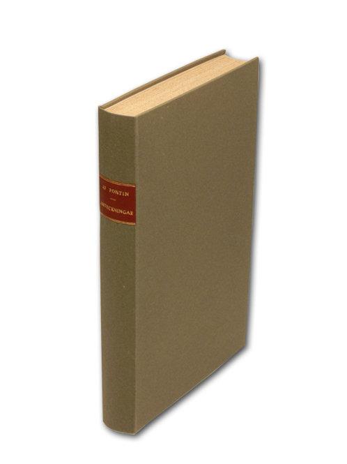 Pontin: Anteckningar öfver natur, konst och wetenskap, 1831