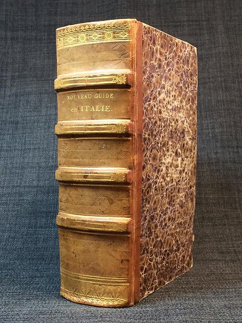 Guide du Voyageur en Italie, 1829